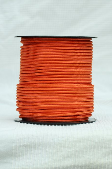 Copper Ø5 mm pre-stretched rope for djembe drum - Djembe rope