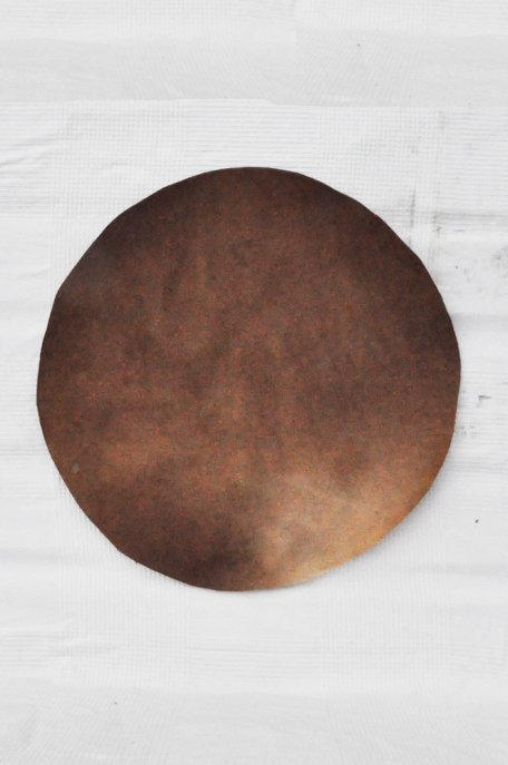 Thick horse skin with hair for djembe drum