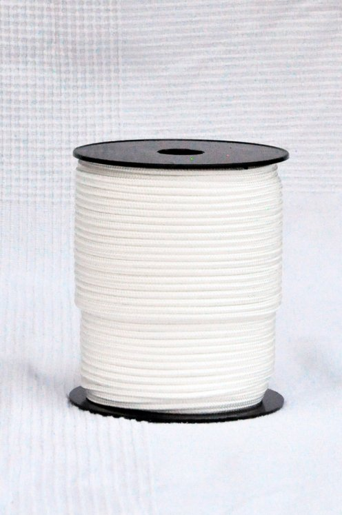 Ecru Ø4 mm pre-stretched rope for djembe drum - Djembe rope