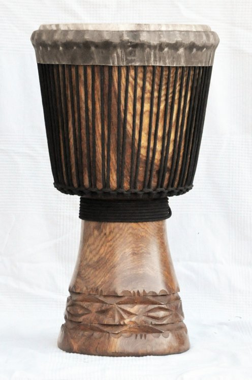 Rosewood (gueni) Guinea djembe - High quality djembe