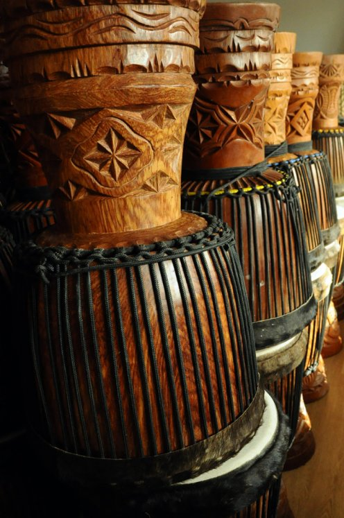 Large Guinea djembe wholesale - High end djembe drum