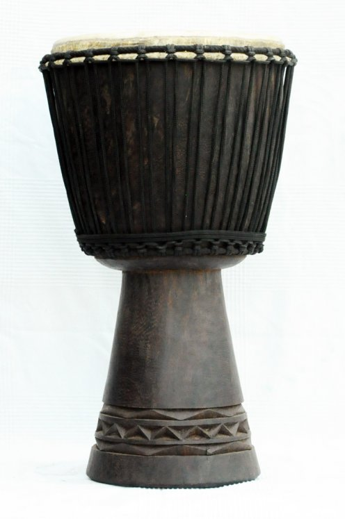 Djembe for sale - Large rosewood Mali djembe drum