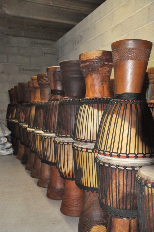 Djembe wholesale - Large Mali djembe drum