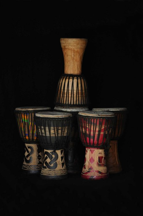 Solo Ghana djembe - Cheap djembe drum wholesale