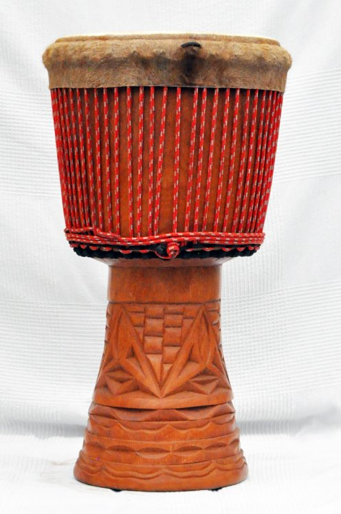 Lengue Guinea djembe - High quality djembe