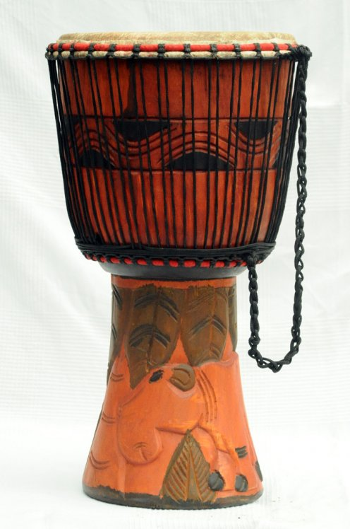 Cheap djembe for sale - Large Ghana djembe drum